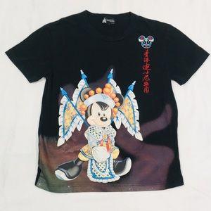 Women's Hong Kong Minnie Mouse Graphic T-Shirt